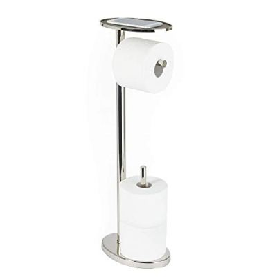 Better Living Products OVO Toilet Caddy with Tray