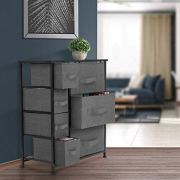 Sorbus Dresser with Drawers - Furniture Storage Tower Unit for Bedroom