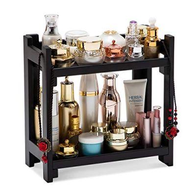 GOBAM Cosmetic Organizer Multi-Function Vanity Makeup Organizer Holder