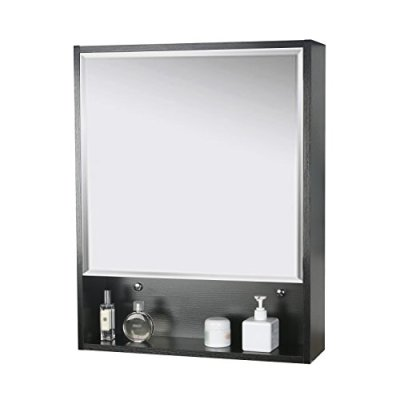"eclife 22"" x 28'' Large Storage Bathroom Medicine Cabinet Origin Mirror Storage"