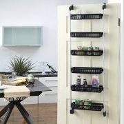 Neu Home Over the Door 6-Basket Hanging Storage Unit