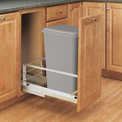Rev-A-Shelf 35 Quart Polymer Trash Container Replacement Lid Accessory