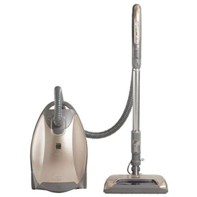 Kenmore Elite Pet Friendly Ultra Plush Lightweight Bagged Canister Vacuum
