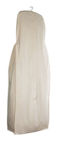 Foster-Stephens, inc Muslin Wedding Dress Garment Bag
