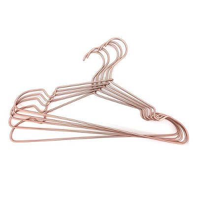 "30Pack Koobay 16.5"" Metal Laundry Wire Clothes Top Shirt Garment Coat"