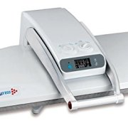 Ironing Press for Dry or Steam Pressing, 1800 Watts!