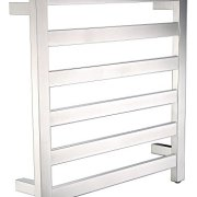 ANZZI Note 6-Bar Wall Mounted Towel Warmer in Polished Chrome