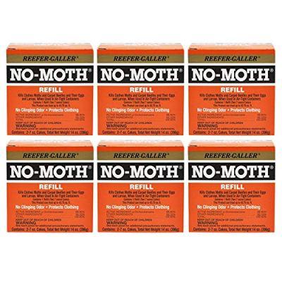 Reefer-Galler NO Moth Closet Hanger Refill