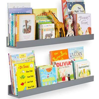 "Wallniture Denver 34"" Wall Mount Kids Bookshelves"