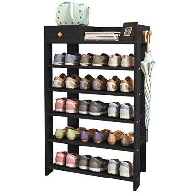 JERRY & MAGGIE -Wood MDF Board Shoe Rack Shelf