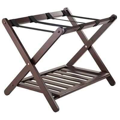 Winsome Wood Remy Luggage Rack