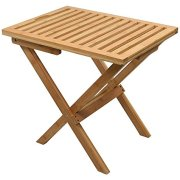 Proman Products Mirage Deluxe Bamboo Luggage Rack