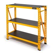 Dewalt 4-Foot Tall, 3-Shelf Industrial Workshop/Garage Storage Rack