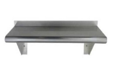 Stainless Steel Wall Shelf | Metal Shelving | Garage, Laundry, Storage