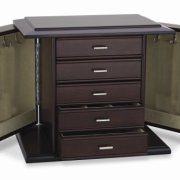 Reed & Barton Diva Jewelry Chest