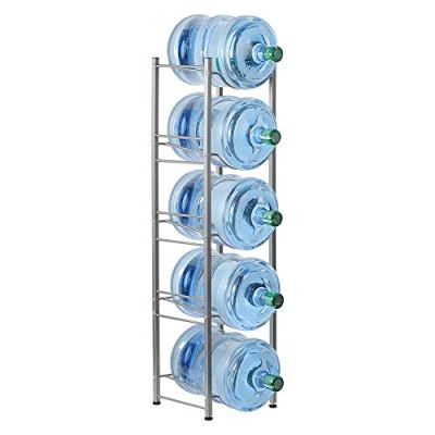 LIANTRAL Jug Holder Water Bottle Storage Rack