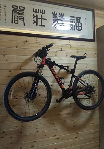 TAO+ 2019 Hemp Rope and Steel Indoor Bicycle Bike Wall Mount Hanger