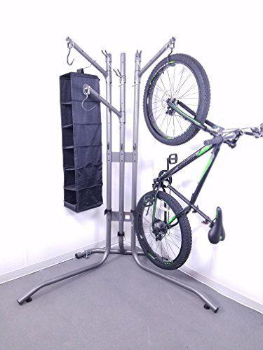 Rec-Rack | Super-Duty Garage Storage Rack for Multiple Bicycles