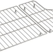 KOHLER Sink Racks for Whitehaven K-5826 and K-5827 Sinks, Stainless Steel