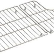 KOHLER Sink Racks for Whitehaven K-5826 and K-5827 Sinks, Stainless Steel