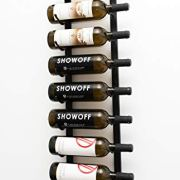 VintageView W Series (3 Ft) - 9 Bottle Wall Mounted Wine Rack