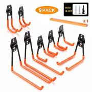Chasstoo Garage Storage Hooks and Hangers, Heavy Duty Ladder Hooks
