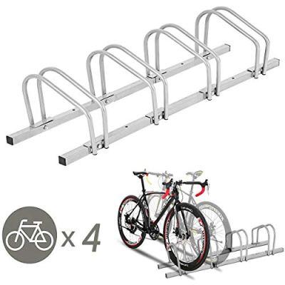 Kanizz Heavy Duty Public Carpark Bike Stand Parking, Commercial Garage University