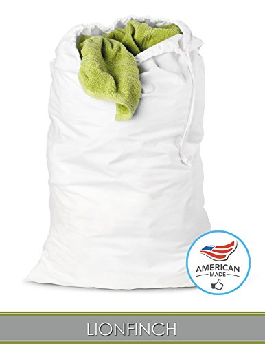 LionFinch Heavy Duty Laundry Bag or Hamper Liner. Extra Large