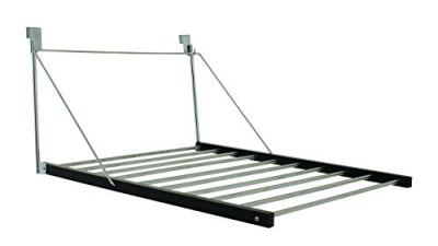 GreenWay Stainless Steel Over-The-Door Drying Rack