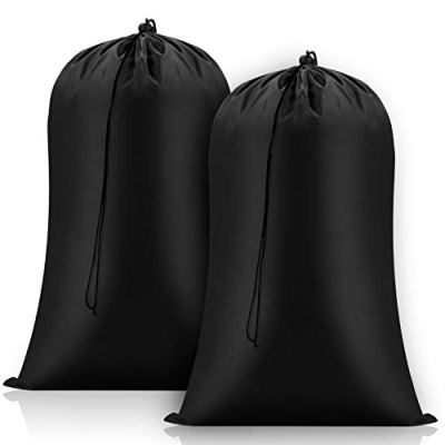 FreDorm Heavy Duty Laundry Bags Extra Large 28 x 43 inch 2 Pack XL Dirty Clothes