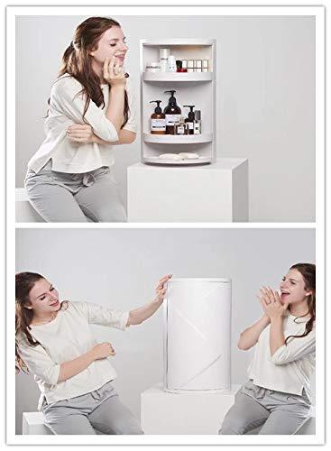 ANYANG DEXIN Nordic Style Bathroom Storage Cabinet Bathroom Corner
