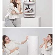 ANYANG DEXIN Nordic Style Bathroom Storage Cabinet Bathroom Corner