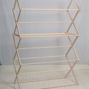 Pennsylvania Woodworks Clothes Drying Rack (Made in The USA) Heavy Duty