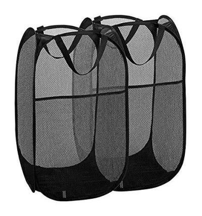 Pop Up Laundry Hamper, Laundry Hamper Basket Foldable