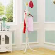 Iron Coat Hanger, Hat Rack