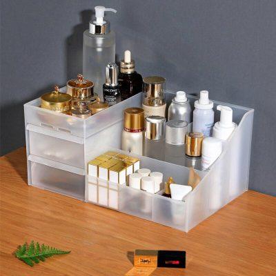 Large Capacity Makeup Organizer Cosmetic Storage Box