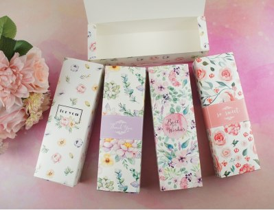Gift Wrap Storage box Chocolate candy Paper Box