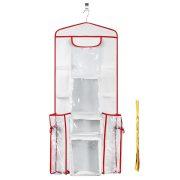Wrap Storage Bag Wrapping Paper Storage Hanging Bag