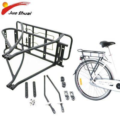 Black E Bike Racks Luggage Carrier
