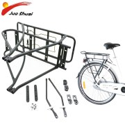 Black E Bike Racks Luggage Carrier