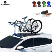 Bicycle Racks Suction Cups Car Rack Rooftop Holder