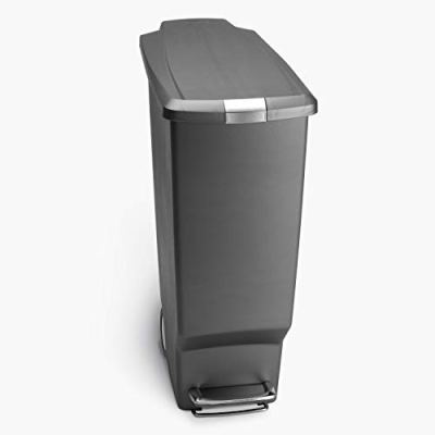simplehuman 40 Liter / 10.6 Gallon Slim Kitchen Step