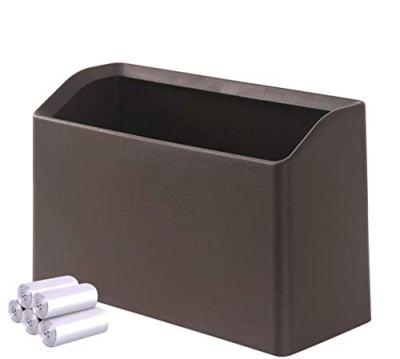 Mini Wastebasket Trash Can Bold Edition