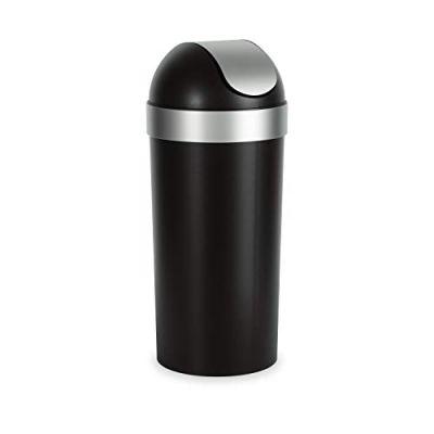 Umbra Venti 16.5-Gallon Swing Top Kitchen Trash Can