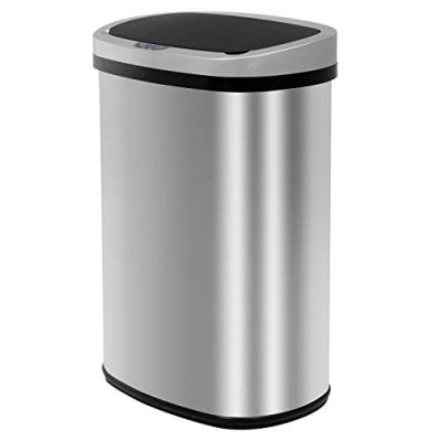 Automatic Kitchen Trash Can for Bathroom