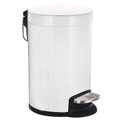 YCTEC Mini Trash Can with Lid Soft Close