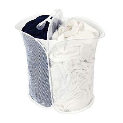Laundry Sorter Hamper w/ Handles