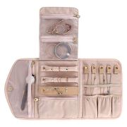 KUAK Travel Jewelry Organizer Roll