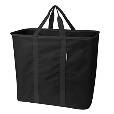CleverMade SnapBasket LaundryCaddy/CarryAll XL