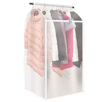Large Transparent Garment Storage Bag